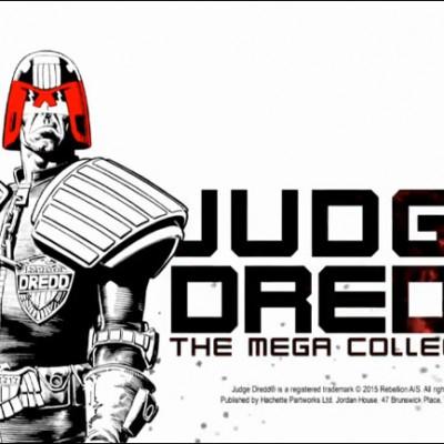 Judge Dredd: The Mega Collection