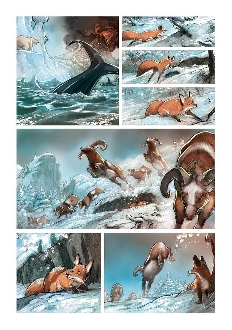 preview love the fox shelfabusecom