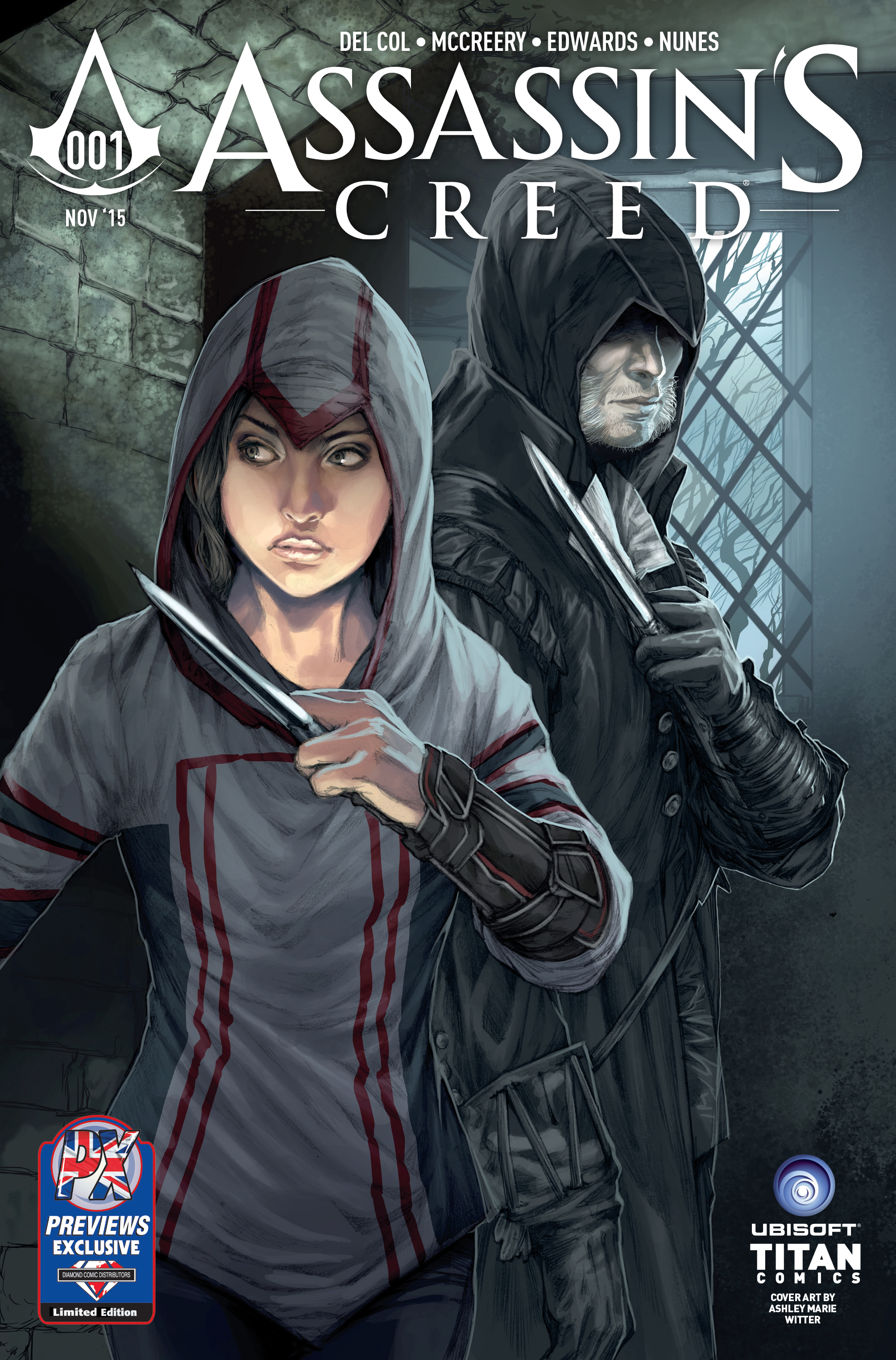 Assassin's Creed Variant Covers