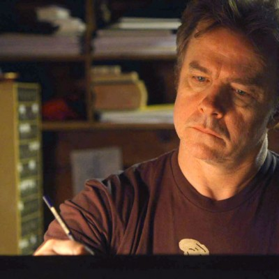 Michael O'Keefe plays SAM TUCKER, a formerly acclaimed graphic novelist, in FINDING NEIGHBORS.