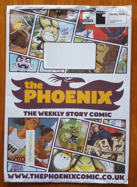 The Pheonix - 200th Issue weekly comic