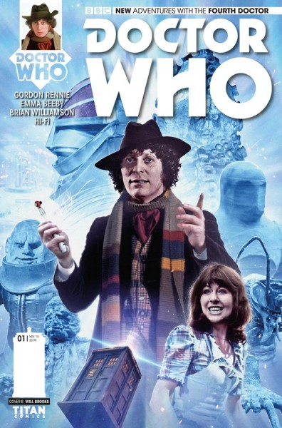 Doctor Who - photo cover