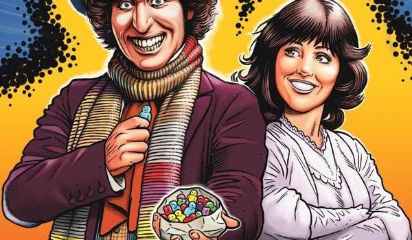 Doctor Who - Jay Gunn cover