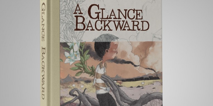 A Glance Backward - cover