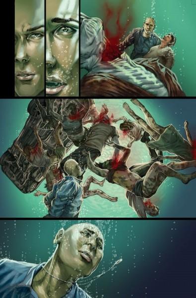 Bloodthirsty #1 - Titan Comics