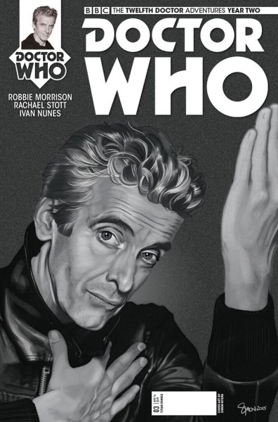 Doctor Who: Twelth Doctor year Two #3
