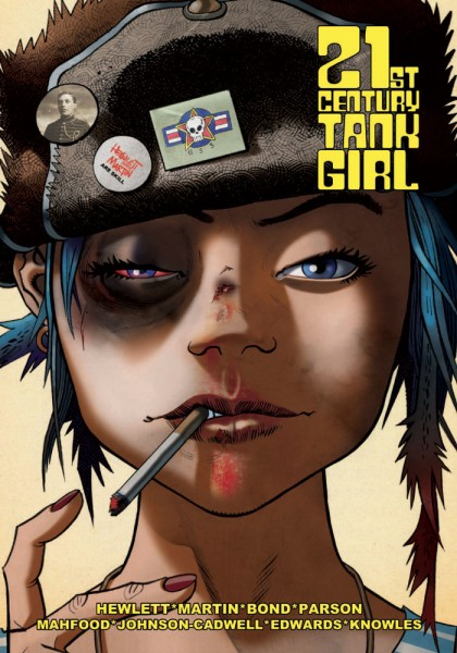 21st Century Tank Girl TPB Review