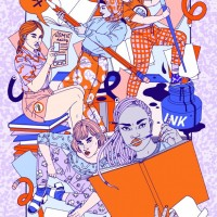 Comix Creatrix: 100 Women Making Comics