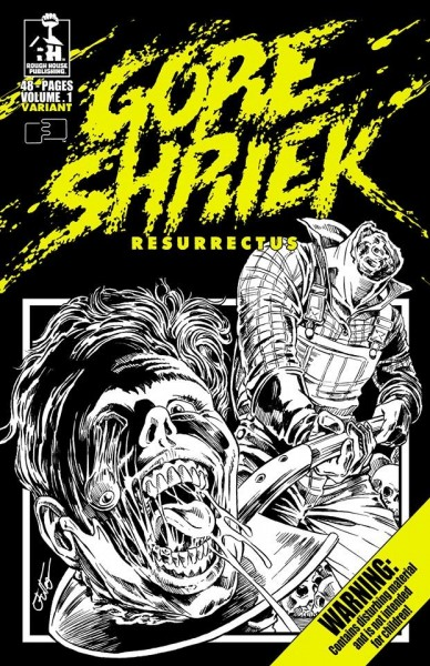 Gore Shriek 30th Anniversary Issue