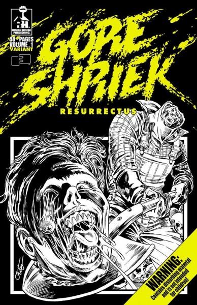 Gore Shriek 30th Anniversary Issue
