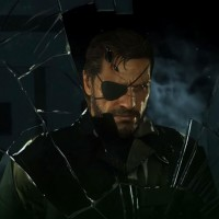 Metal Gear V: The Phantom Pain - Big Boss