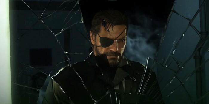 Metal Gear V: The Phantom Pain - Big Boss