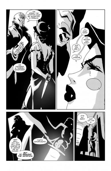 Silver volume 2, pg11 - Stephan Franck