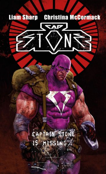 Cap Stone: Captain Stone is Missing