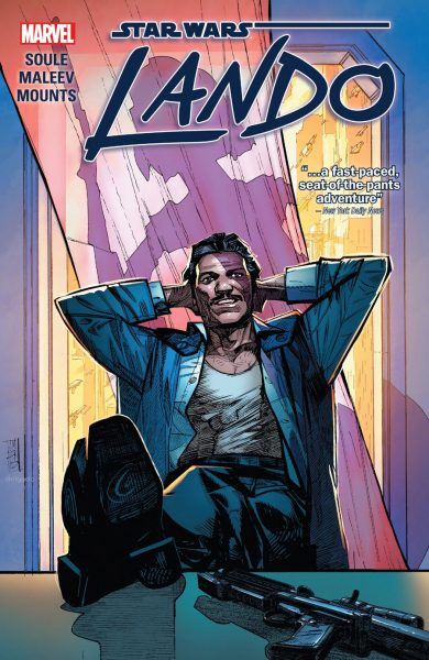 Lando graphic novel