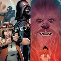 Marvel's Star Wars Comics