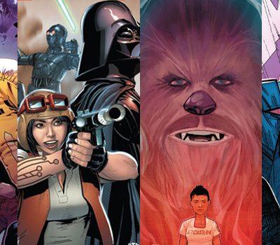 Marvel's Star Wars Comics