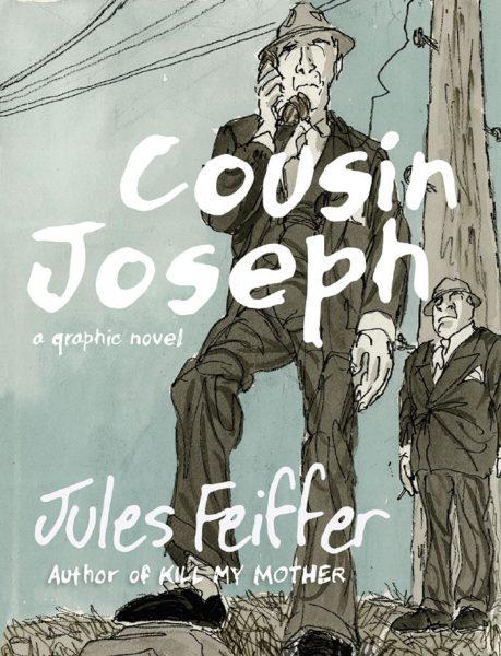 Cousin Joseph - Jules Feiffer