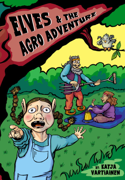 Elves and the Agro Adventure
