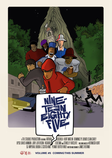 Nineteen Eighty Five - James Reitano
