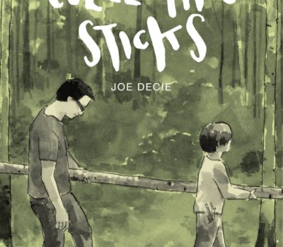 Collecting Sticks - Joe Decie
