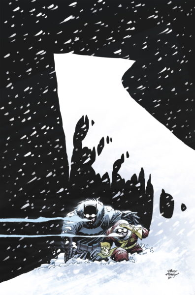 Dark Knight III: The Master Race #3