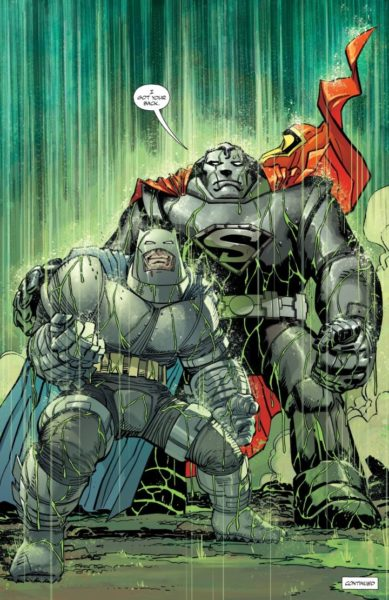 Dark Knight III: The Master Race #5