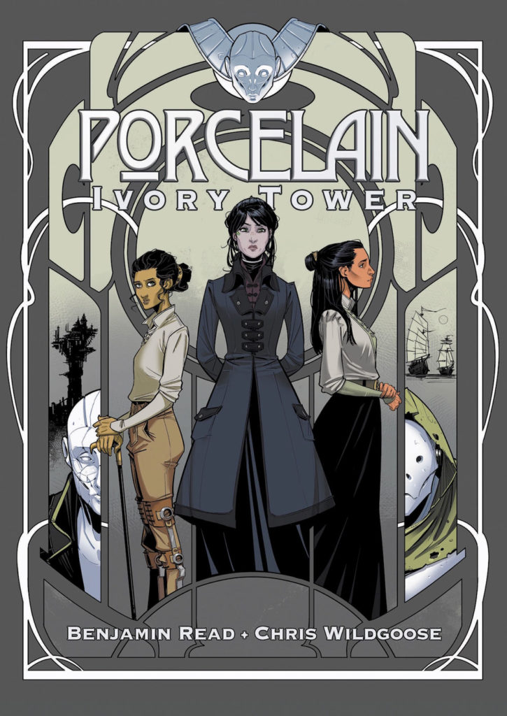 Porcelain: Ivory Tower
