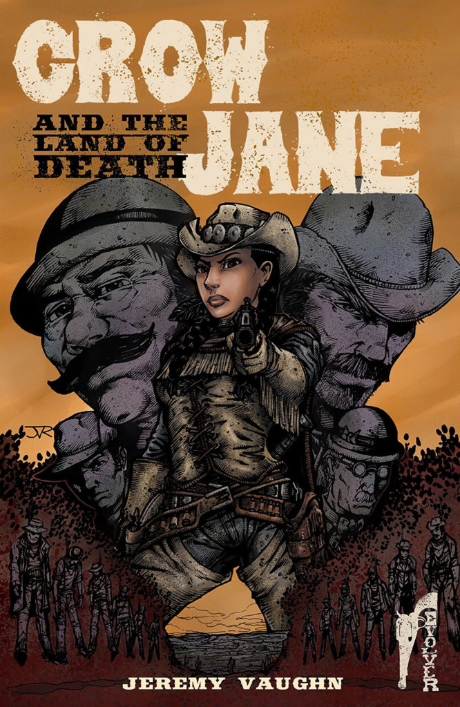 Crow Jane #0: And the Land of Death