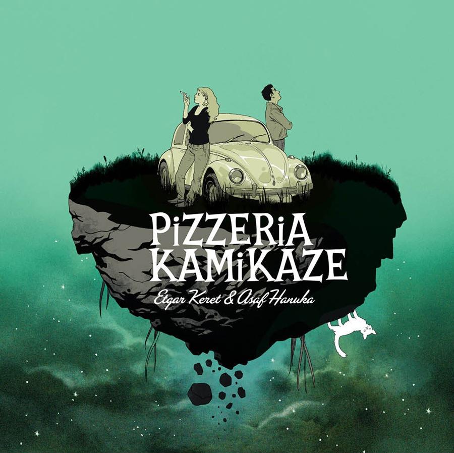 Pizzeria Kamikaze - Asaf Hanuka