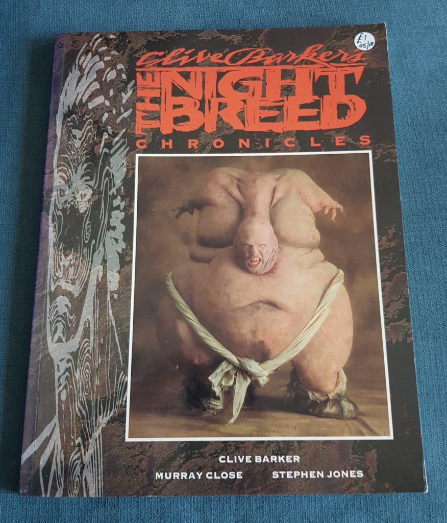 Nightbreed Chronicles
