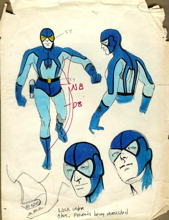 Blue Beetle - Steve Ditko