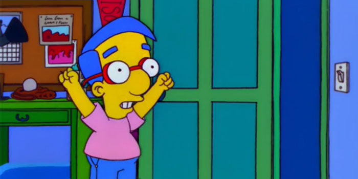 everything's coming up milhouse