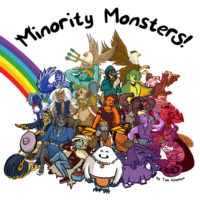 Minority Monsters