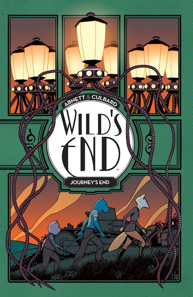 Wild's End vol 3