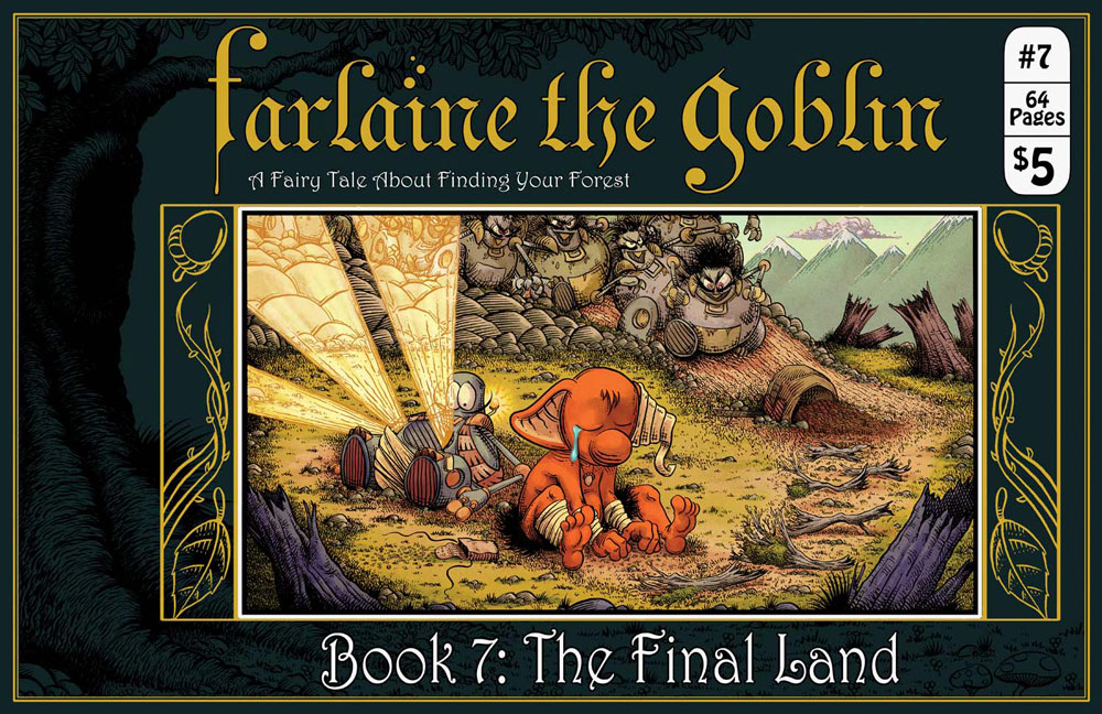 Farlaine the Goblin Book 7: The Final Land