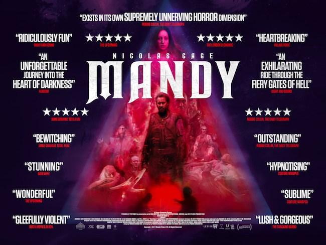 Mandy - Nicolas Cage