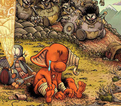 Farlaine the Goblin Book 7: The Final Land
