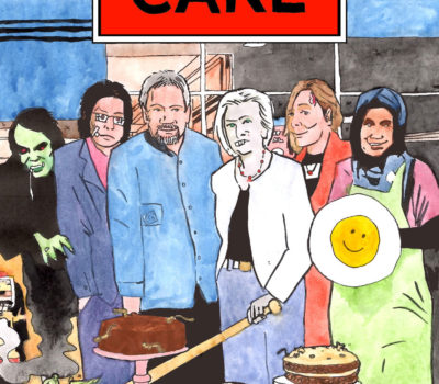 Break the Cake - David Robertson