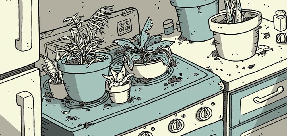 Greenhouse - Debbie Fong