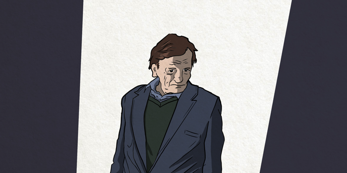 Mark E Smith 2018 - The Fall