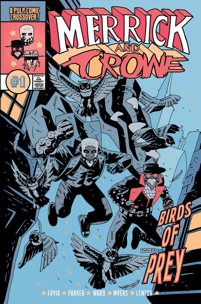 Merrick & Crowe #01: Birds of Prey