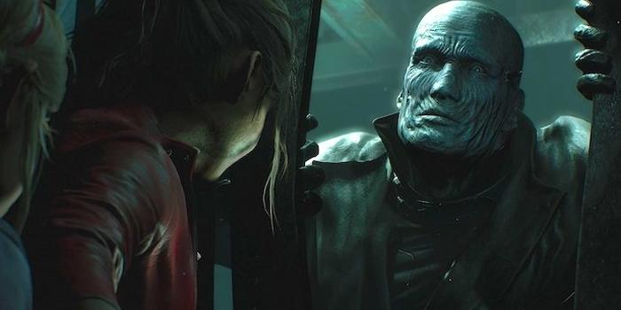 Resident Evil 2 - Mr X