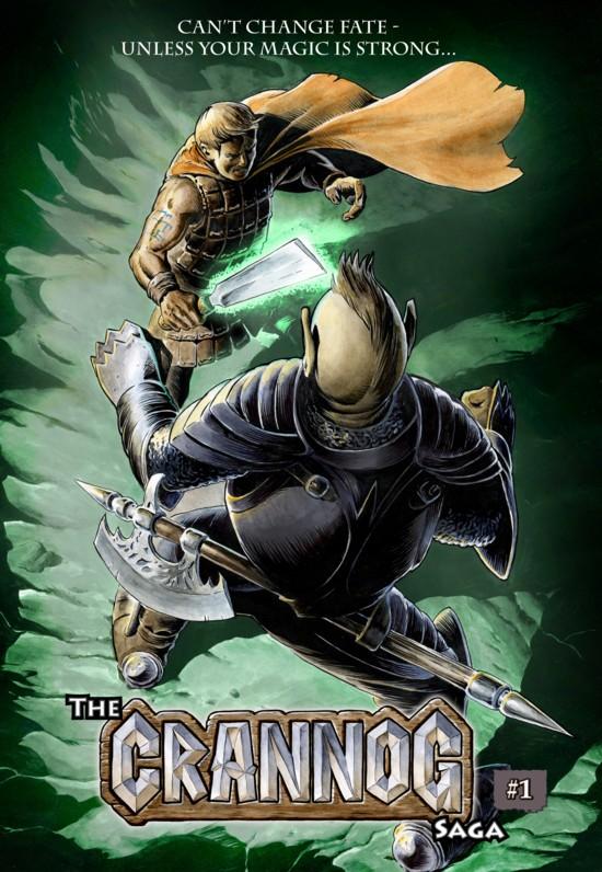 The Crannog Saga #1