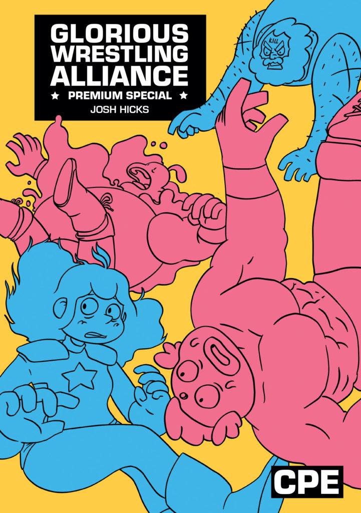 Glorious Wrestling Alliance: Premium Special