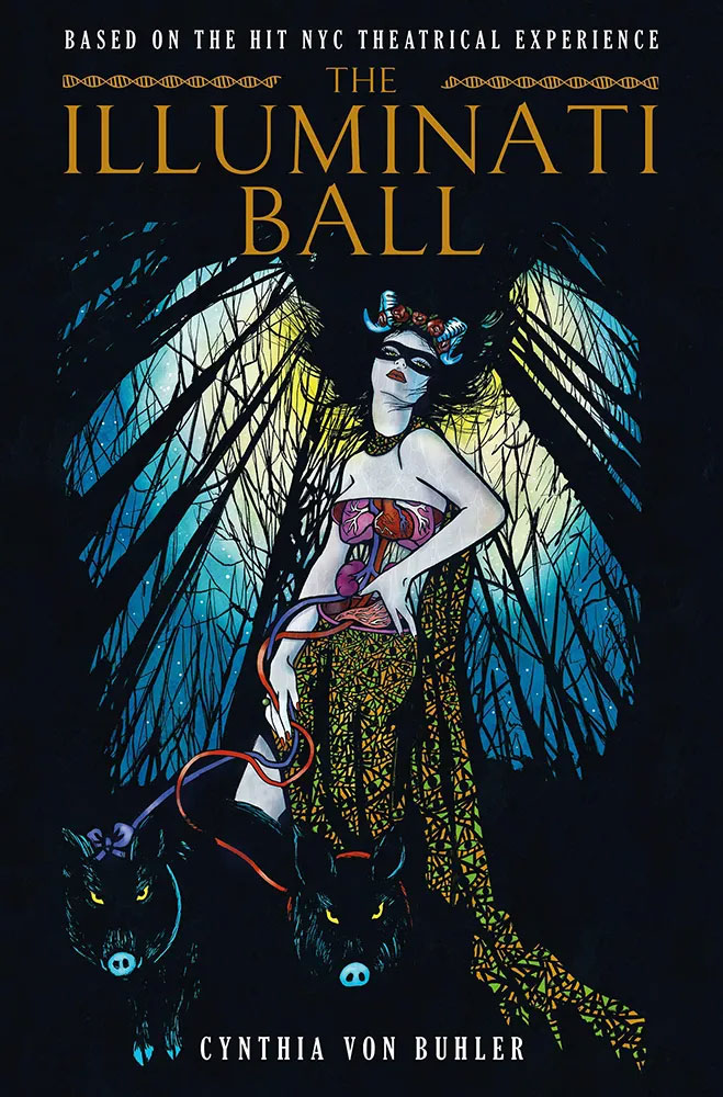 Illuminati Ball - Cynthia von Buhler