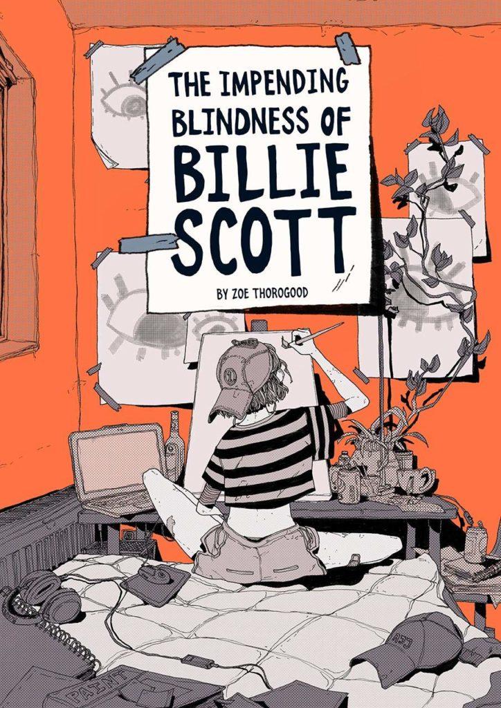 The Impending Blindness of Billie Scott - Zoe Thorogood